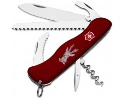Couteau Victorinox Hunter Rouge