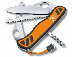 Couteau Victorinox Hunter XT Bi-Matiere Orange