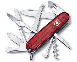 Couteau Victorinox Huntsman Rubis