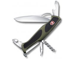 Couteau Suisse Victorinox Rangergrip 61 Vert