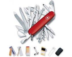 Couteau Victorinox Survival Kit Rouge