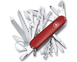 Couteau Victorinox Swisschamp Rouge