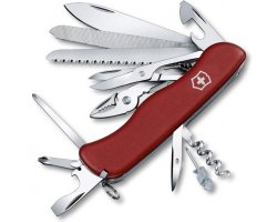 Couteau Victorinox Workchamp Rouge