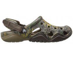 Crocs_swiftwater_camouflage_realtree_xtra