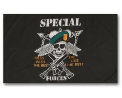 Drapeau US forces spéciales