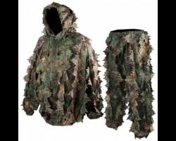 Ensemble d'approche camouflage 3D HD SOMLYS