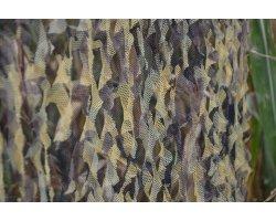 Filet camouflage nouvelle génération 41,50m jaune 3