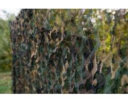 Filet camouflage nouvelle génération 4*1,50m