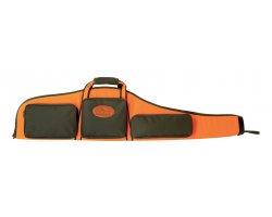 Fourreau Carabine 120 cm ALLOS Orange/Vert Verney Carron - Face