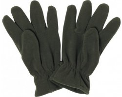 Gants polaires kaki PERCUSSION
