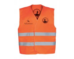 Gilet de traque sans manches Orange Verney Carron