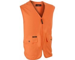 Gilet chasse orange fluo Yukon Gear