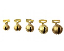 Grelot romain 2,4 - 2,7 - 3 - 3,3 - 3,7 cm