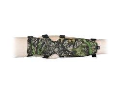 Bracelet protection avant bras chasse a larc Mossy Oak Break Up