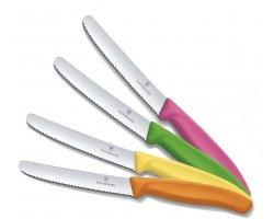 Pack couteau de table multicouleur VICTORINOX