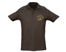 Polo marron Xtrem Migrateurs