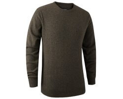 Deerhunter Beaulieu tweed gilet marron sans manches
