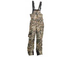 Salopette de chasse à bretelles Muflon camouflage Realtree Max 5 Deerhunter