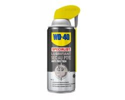 Spray lubrifian sec au PTFE