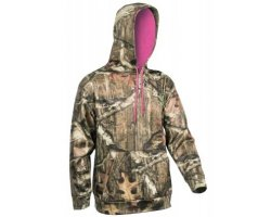 Sweat femme camouflage Mossy Oak Break up