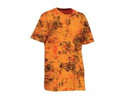 Tee-shirt à manches courtes Snake Blaze Pro Hunt