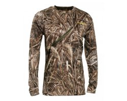Tee-shirt Trail camouflage Realtree Max 5 Deerhunter