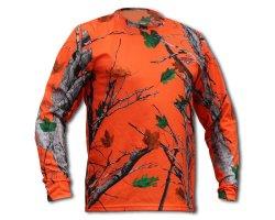 Tee Shirt Camouflage Freedom Blaze Sportchief