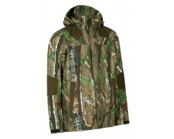 Veste de chasse imperméable Track camouflage Deerhunter