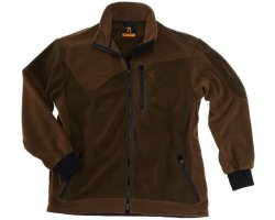 Veste Polaire Browning Powerfleece One Vert Brun