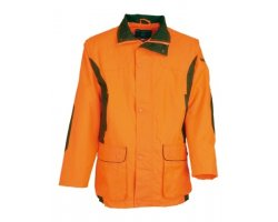 Veste de traque enfant orange Percussion