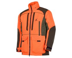 Veste de traque TRACKLIGHT 900 JKT orange fluo Stagunt