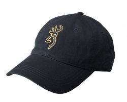 Casquette Browning Gold Buck Blue