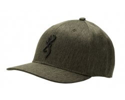 Casquette Browning grace vert chiné