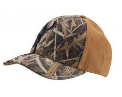 Casquette Browning Unlimited ôcre et realtree Max4