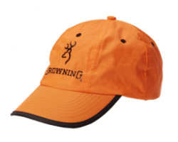 Casquette Browning young hunter fluo Blaze