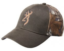 Casquette Browning Brown Buck