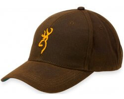 Casquette browning dura wax