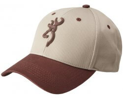 Casquette Browning molded buck
