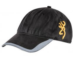 Casquette Browning Side Buck Noire