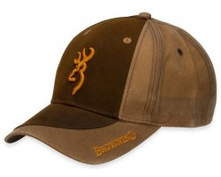 Casquette Browning Two Tone Wax