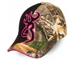 Casquette camouflage rose Big Buckmarck BROWNING