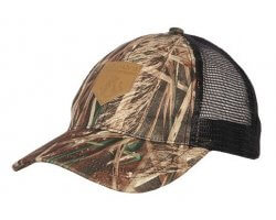 Casquette camouflage roseaux Somlys