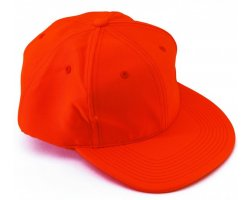 Casquette enfant orange fluo PERCUSSION