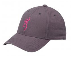 Casquette grise Amber BROWNING