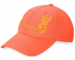 Casquette Femme orange Browning Bella