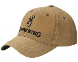 casquette browning lite wax