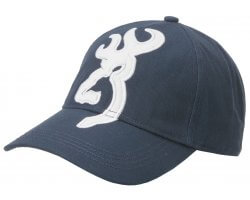 Casquette bleue Navy Buck Browning