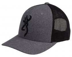 Casquette realm grise BROWNING