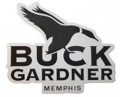 Autocollant BUCK GARDNER