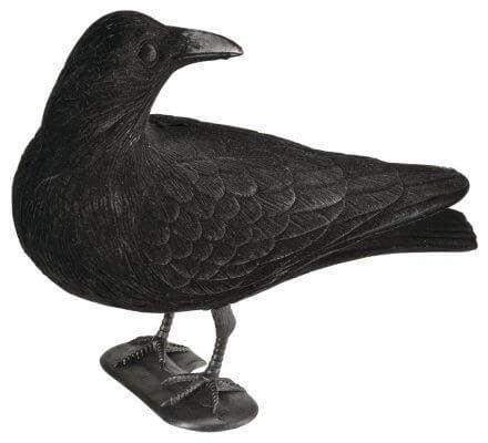 Appeau acoustique Chasseur Wildlocker Sifflet Chasse /à corbeaux Chasse /à corbeaux Crow Call Ombre /à corbeaux